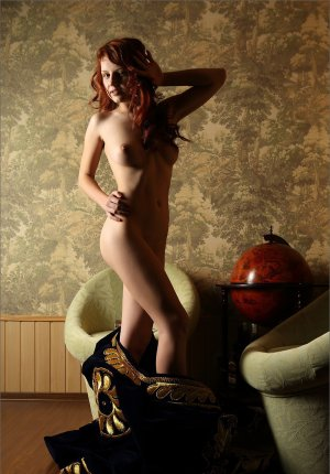 Korotoum redhead escorts in Brookhaven